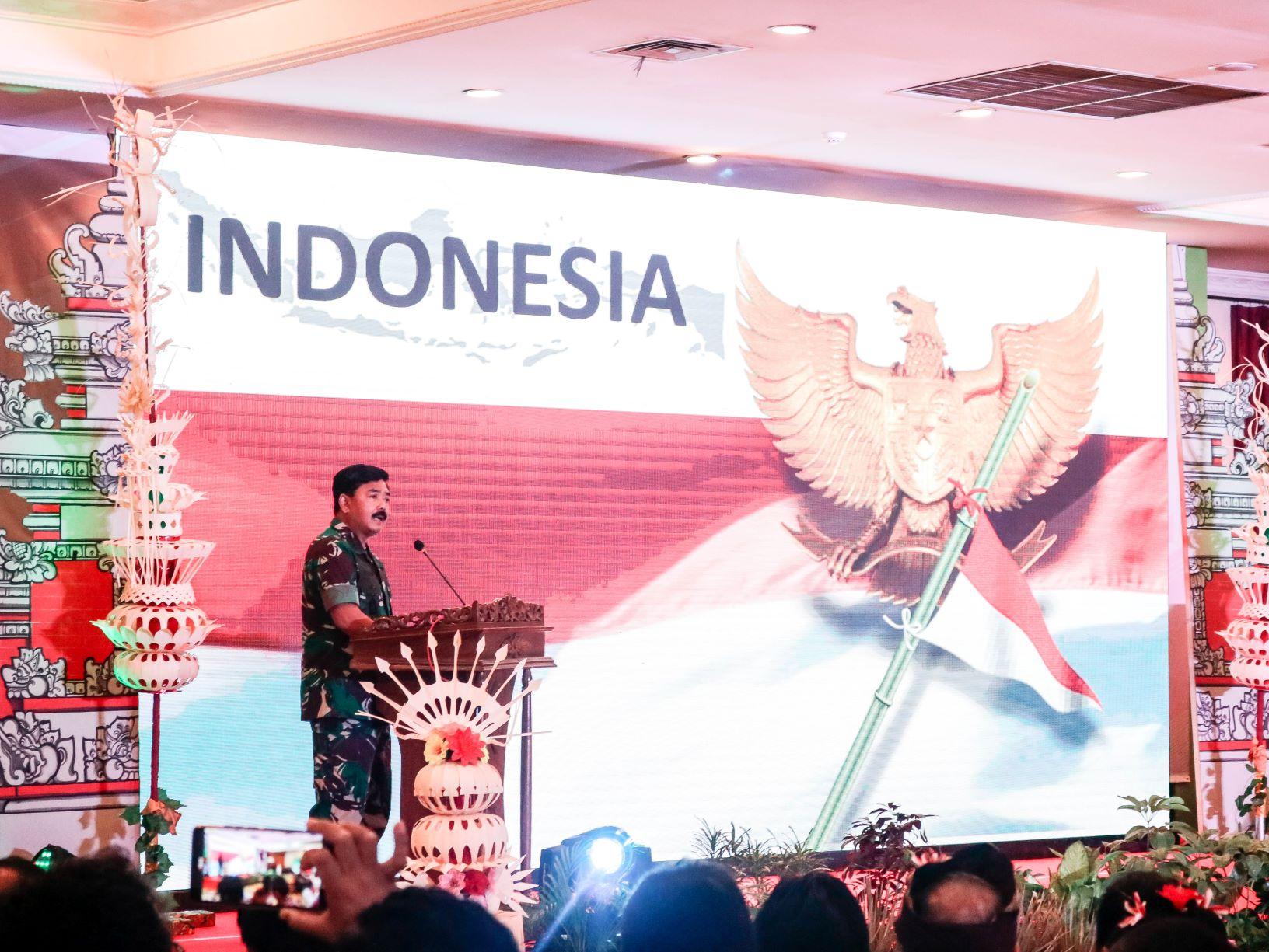 Sambutan Panglima TNI dalam Pembukaan Mahasabha II ICHI