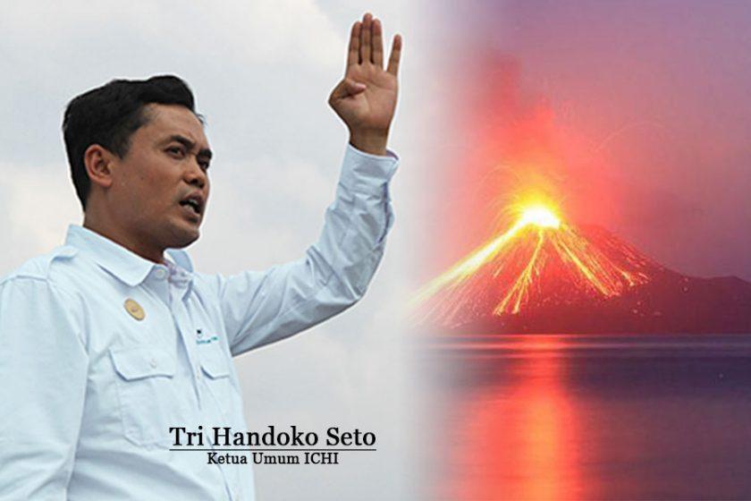 Tri Handoko Seto, Ketua Umum iCHI