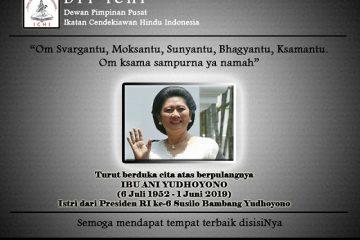 RIP. Ibu Ani Yudhoyono