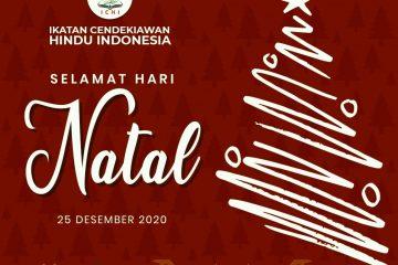 Ucapan Natal 25 Desember 2020