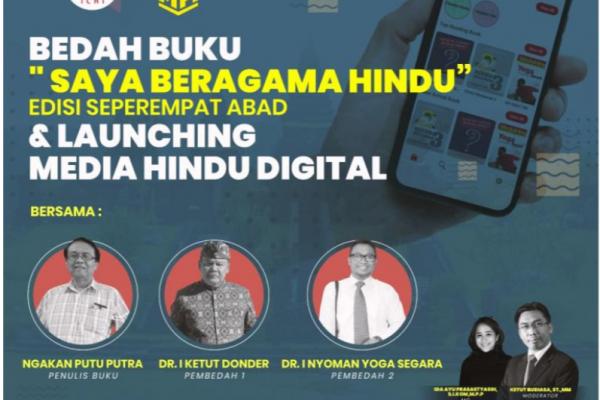 Flyer Bedah Buku