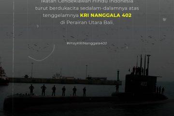 Duka Cita KRI Nanggala-402