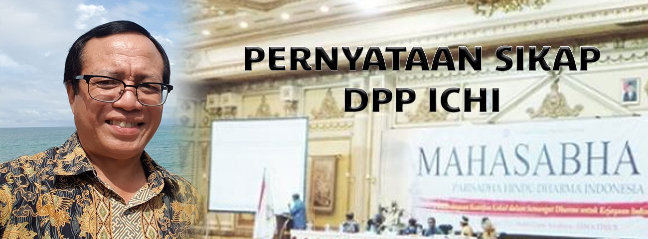 Banner Pers Release Mahasabha Luar Biasa PHDI